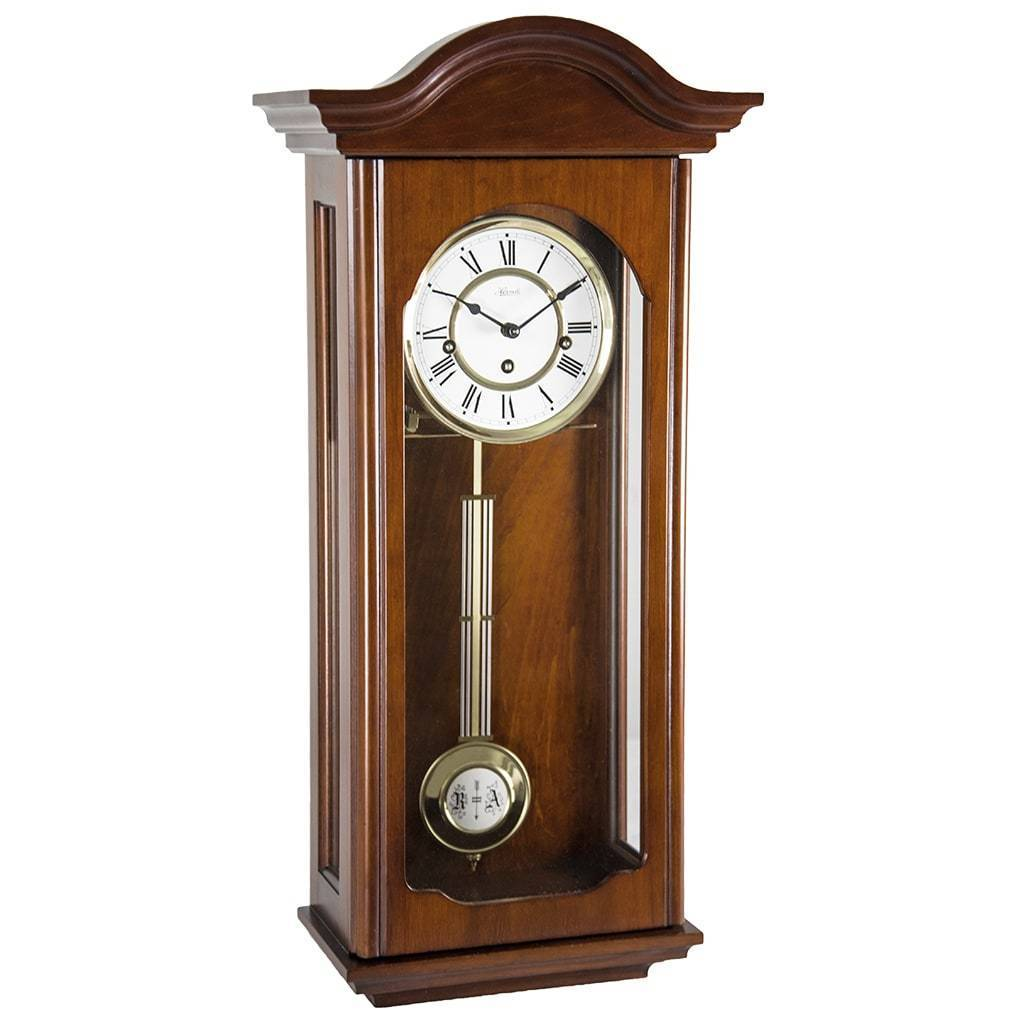 Buy Hermle Brooke Mechanical Regulator Wall Clock Free Shipping