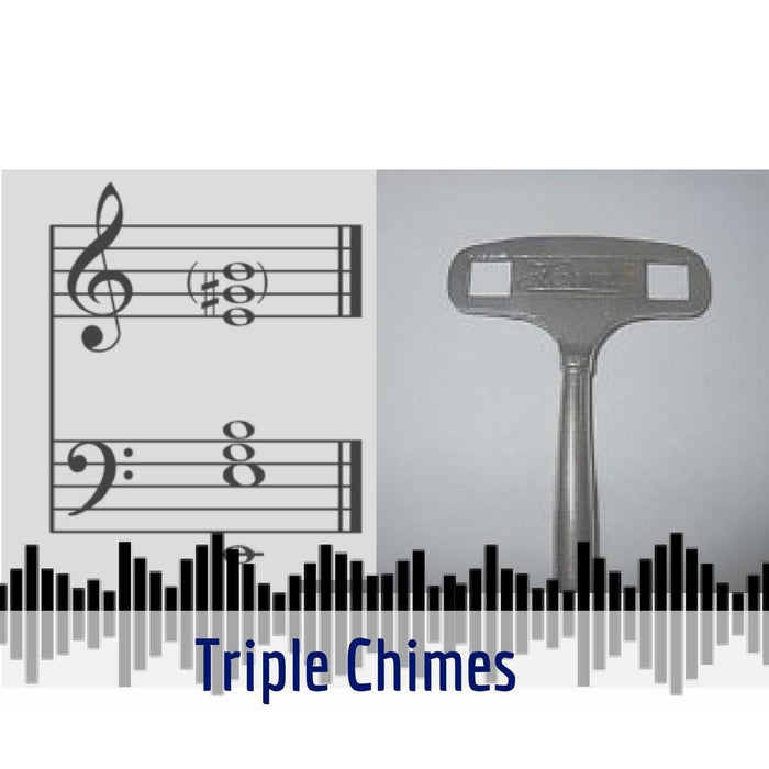 Listen to the sound of Triple Chimes