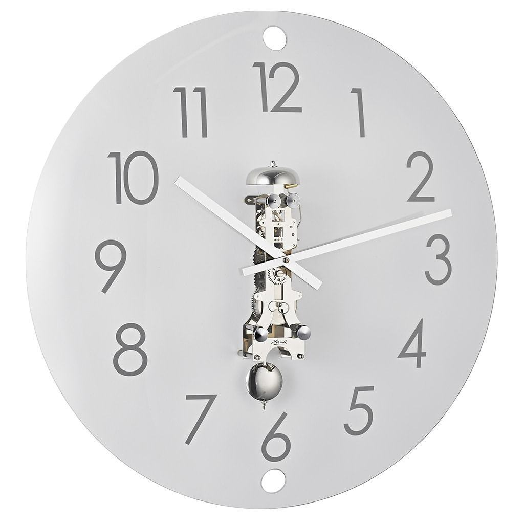 Order Hermle AVA Mechanical Glass Wall Clock Online | Buy Made in ...