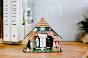 Weather House - Hermle WEATHER STATION From The Black Forest 58000