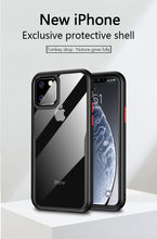 Shockproof Clear Case with Soft Edges