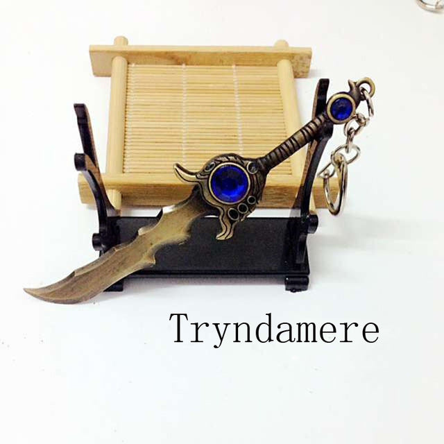 Tryndamere Sword - Cellfy