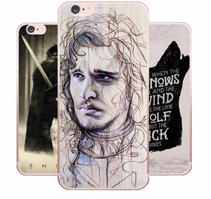 Jon Snow Sketch - Cellfy