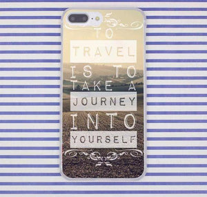 To Travel is to Take a Journey Into Yourself - Cellfy
