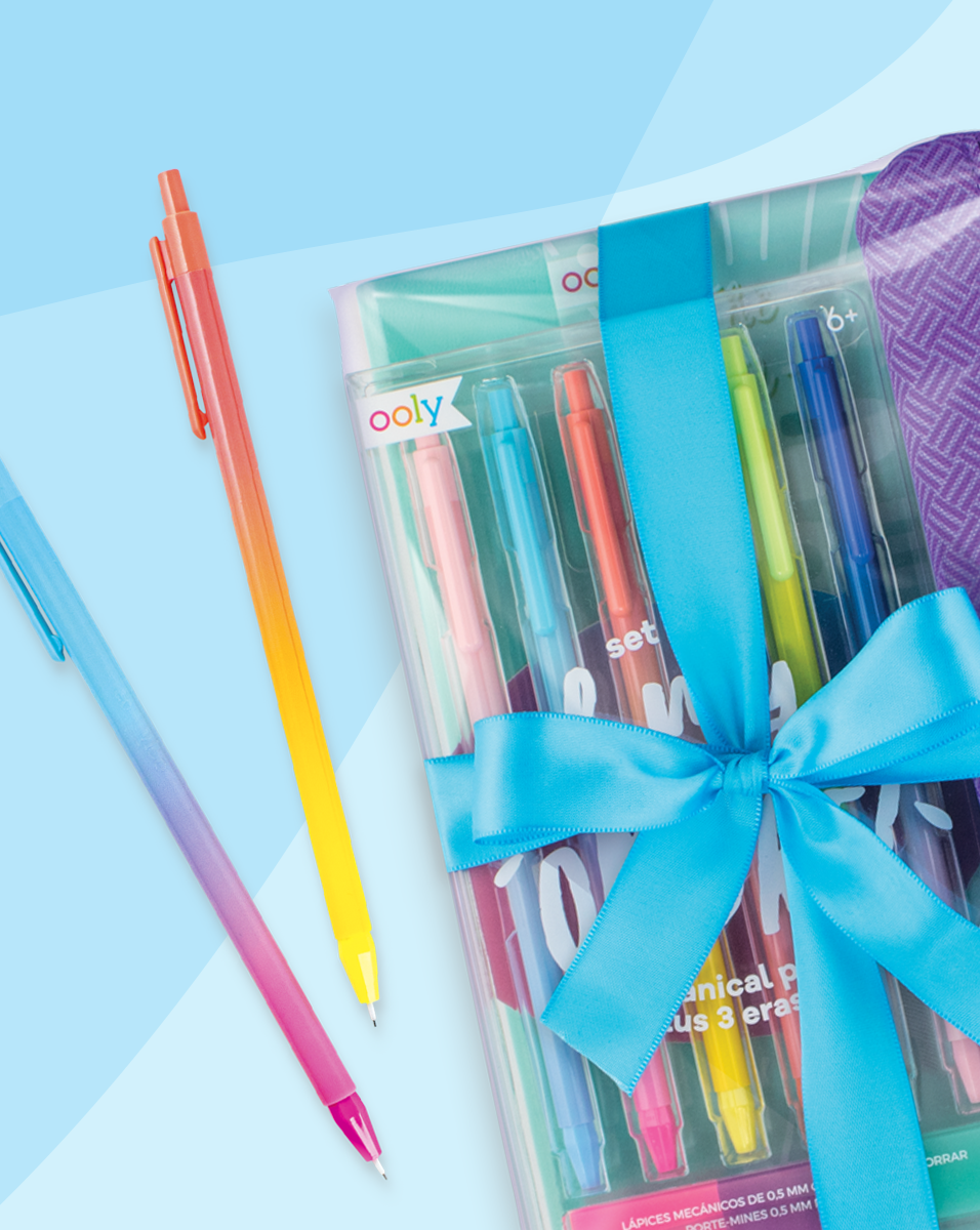 colorful gifts for all ages