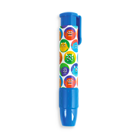 Blue Monster ClickIt pencil eraser