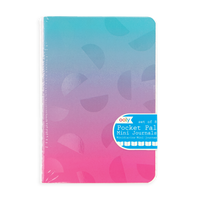 Image of Oh My Ombre! Pocket Pal Journals in packaging