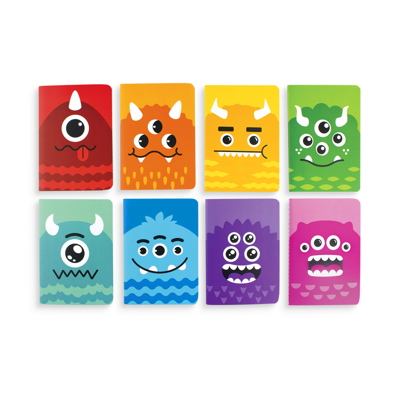 Monster Pals Happy Pack