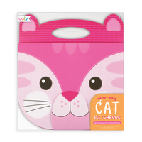 Carry along cat in packaging