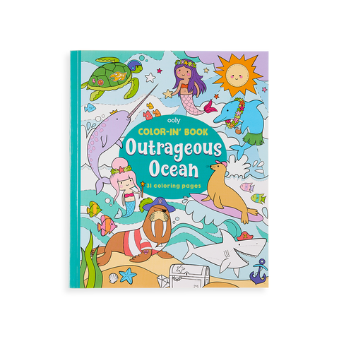 Coloring Books - OOLY