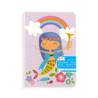 Mermaid Magic Pocket Pals in packaging