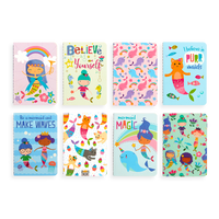 All 8 Mermaid Magic Pocket Pal Journals