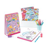 Sketch & Show Standing Sketchbook - Awesome Doodles