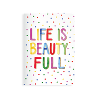OOLY Jot-It Notebook 64 page - Life is Beautiful