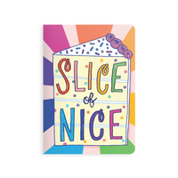OOLY Jot-It Notebook 64 page - Slice of Nice