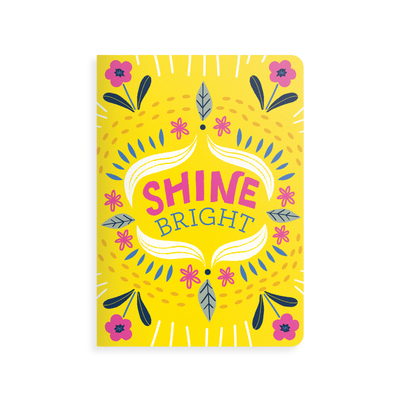 OOLY Jot-It Notebook 64 page - Shine Bright