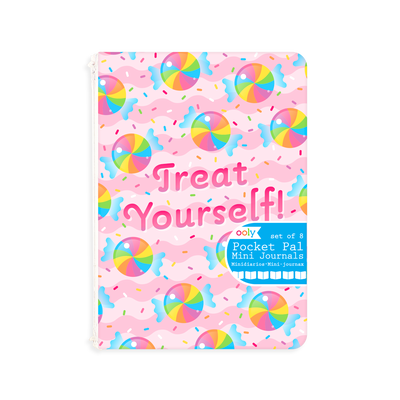 Sugar Joy Pocket Pal Journals - Set of 8