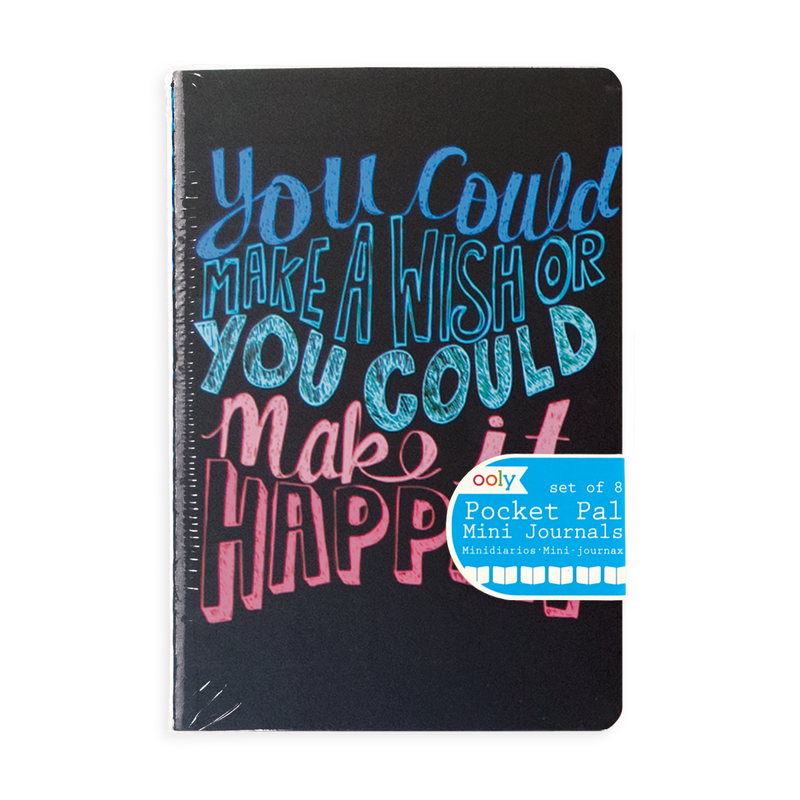 Image of Quotations Pocket Pal Journals in packaging