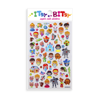 Itsy Bitsy - Fairy Tale Life mini sticker sheet
