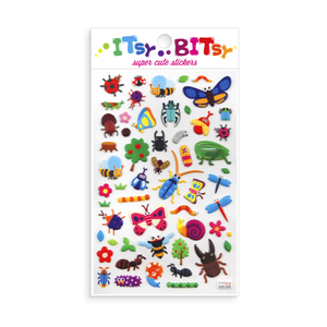 Itsy Bitsy - Bug Life mini sticker sheet