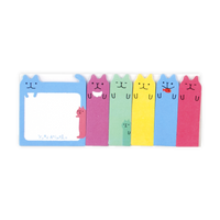 Note Pals Sticky Tabs - Color Cats Designs