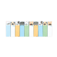 Cute dog themed mini sticky tabs from Note Pals