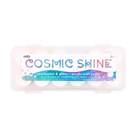 Cosmic Shine Craft Paint in reusable case