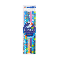 OOLY Astronaut Graphite Pencils - Set of 12 in package