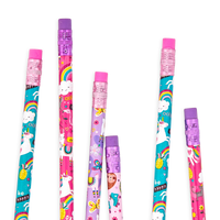 OOLY Funtastic Friends Graphite Pencils Set of 12