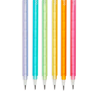 Stay Sharp Rainbow Mechanical Pencils showing the tips