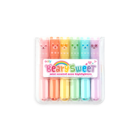 Beary Sweet Highlighters in package
