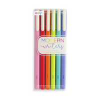 Modern Writers colored gel pens with fine tips