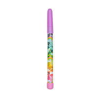 Purple Rainbow Glitter Wand Ballpoint Pen