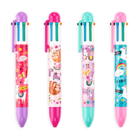 OOLY Funtastic Friends 6 click pen