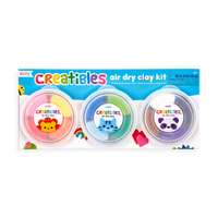 OOLY Air Clay Kit -includes 12 colors