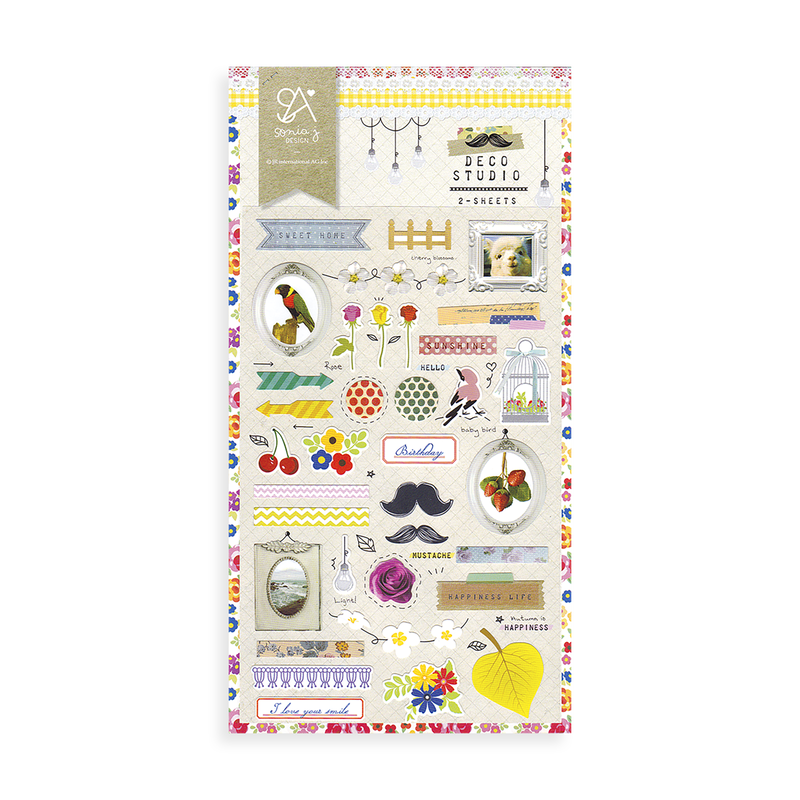 Sonia J Design Stickers - Deco Studio