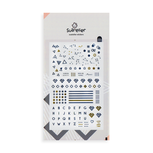 Suatelier Stickers - Deco Shine