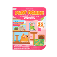 Play Again! Mini On-The-Go Activity Kit - Pet Play Land