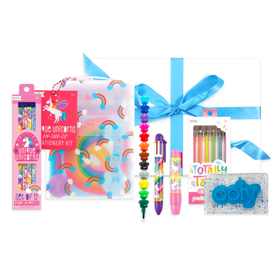 OOLY Unicorn Write Stuff Gift Set