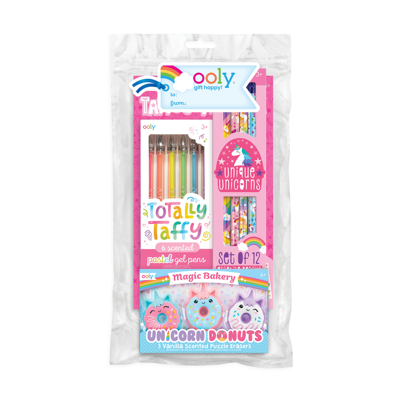 ooly Fantasy & Confections Happy Pack