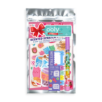 Image of OOLY Cat Cafe Party Holiday Happy Pack in package