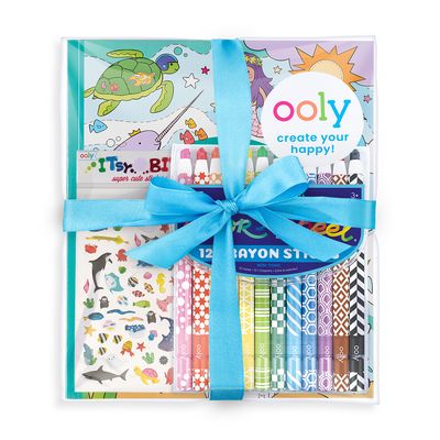 Outrageous Ocean Appeel Coloring Giftables Pack