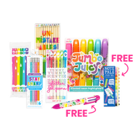 Rainbow Homework  Helper Pack
