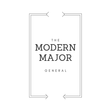 The Modern Major General