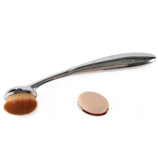 Beauty Oval Cream Brush