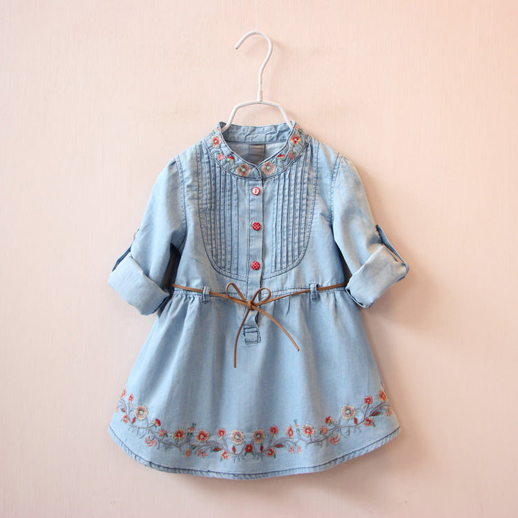 New Autumn Baby Girl Dress