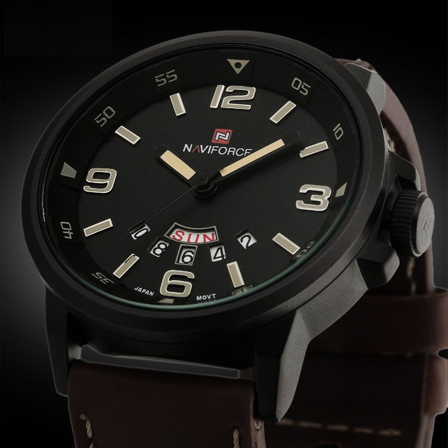 Military Army Waterproof Watch
