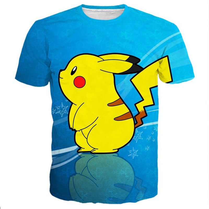 Pokemon Pikachu Cute Streetwear