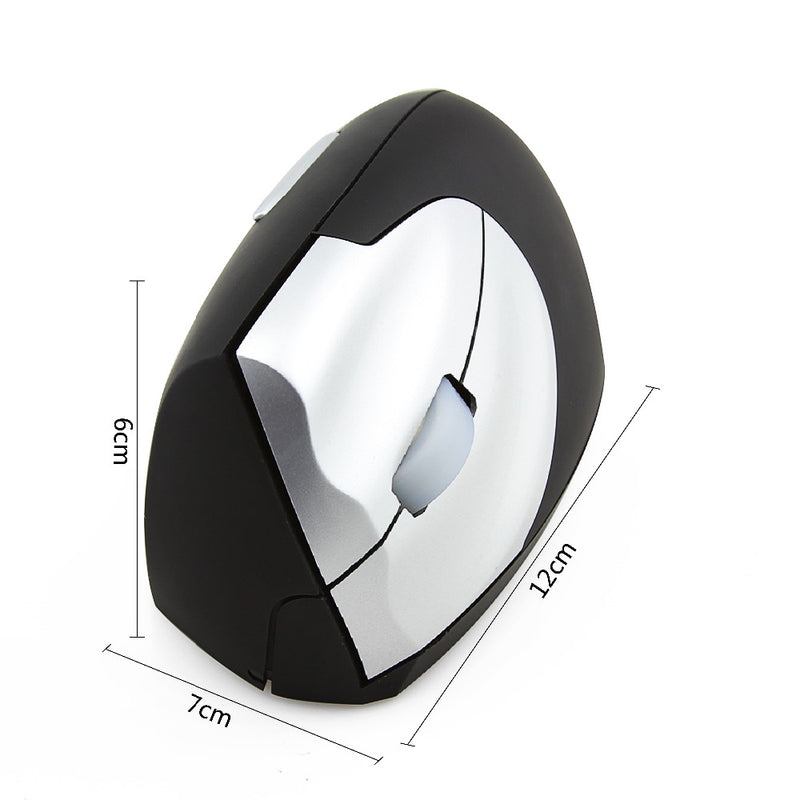 Left Hand Optical Vertical Mouse