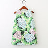 Baby Floral Print Girls Dress